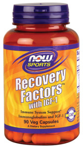 NOW Sports Recovery Factors