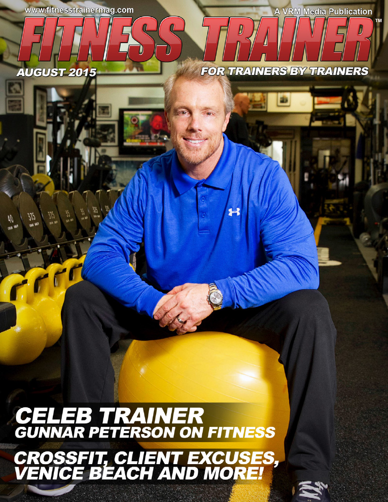 Fitness Trainer August 2015