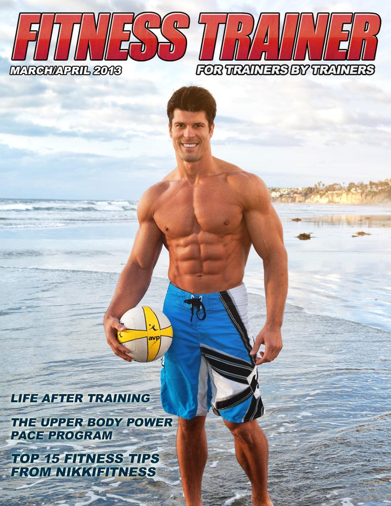 online fitness magazine