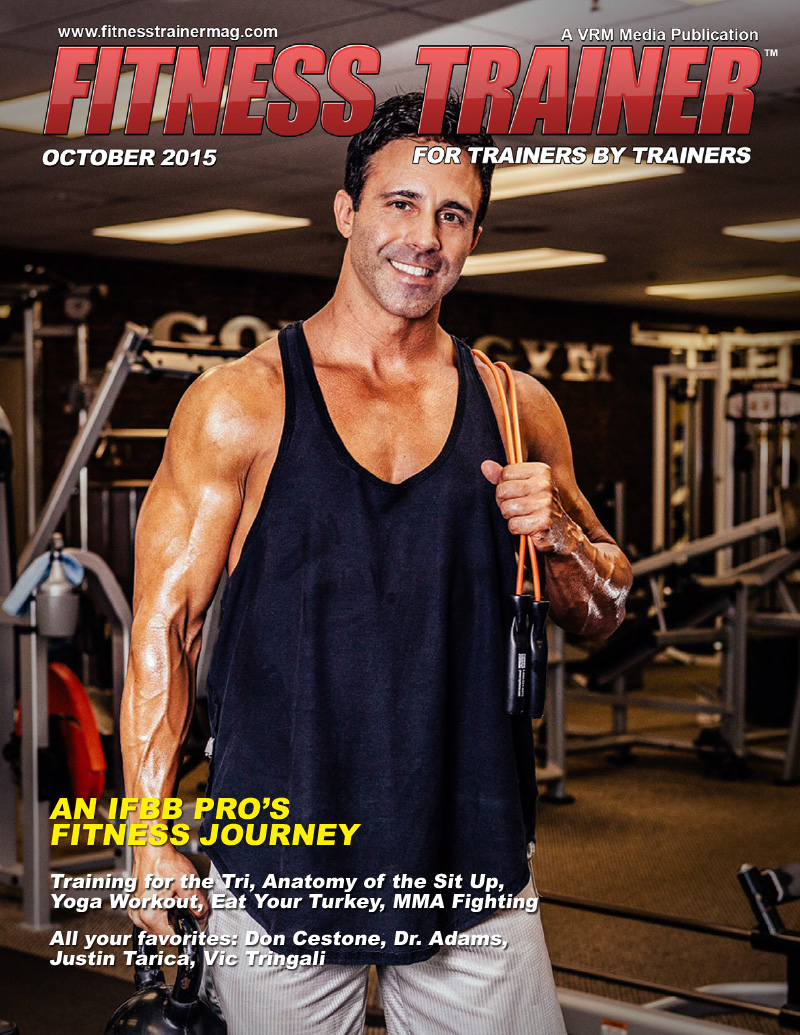 Fitness Trainer October 2015
