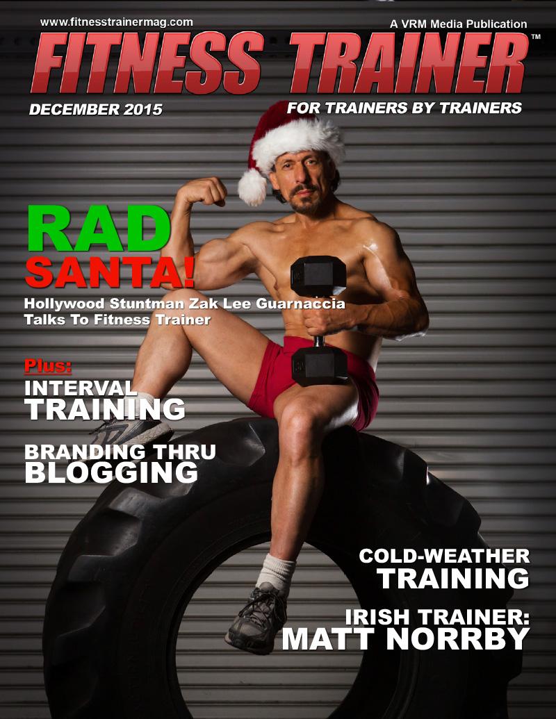 Fitness Trainer December 2015